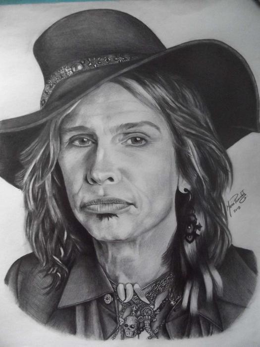 Steven Tyler by maria248